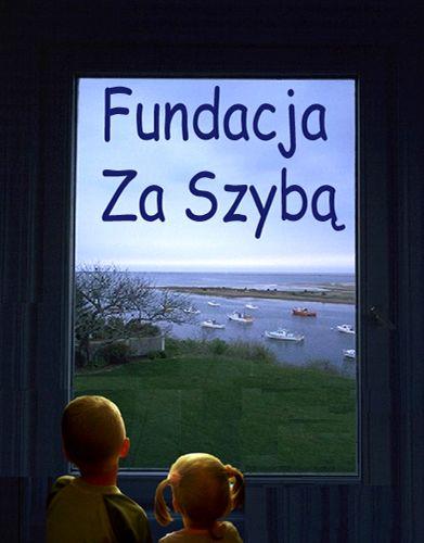 Fundacja Krystyny Ciołkosz Za Szybą - logotyp/zdjęcie