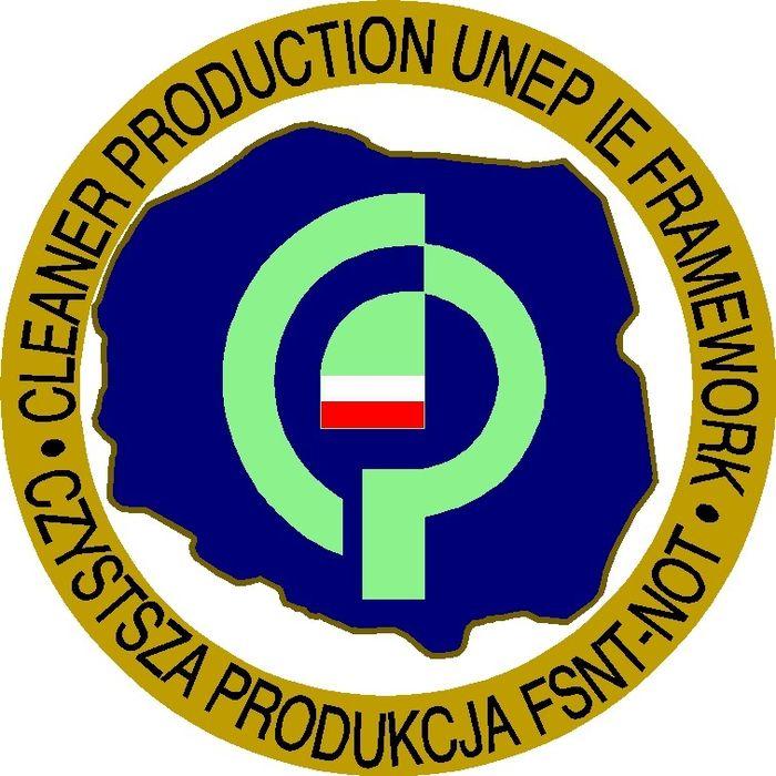 Stowarzyszenie Polski Ruch Czystszej Produkcji - logotyp/zdjęcie