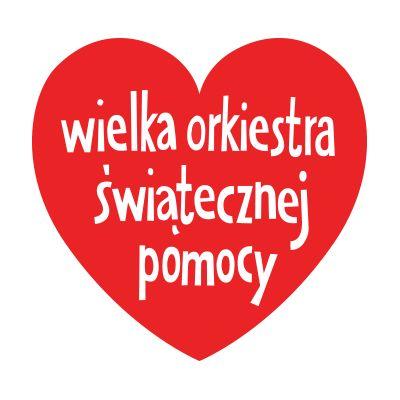 Wielka Orkiestra Świątecznej Pomocy  - logotyp/zdjęcie
