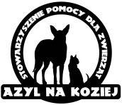 """Stowarzyszenie Pomocy dla Zwierząt """"Azyl na Koziej"""" - logotyp/zdjęcie"""