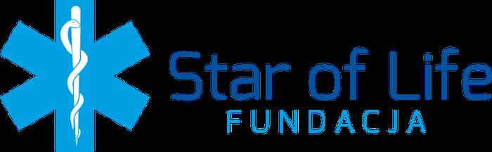 Fundacja Star of Life - logotyp/zdjęcie