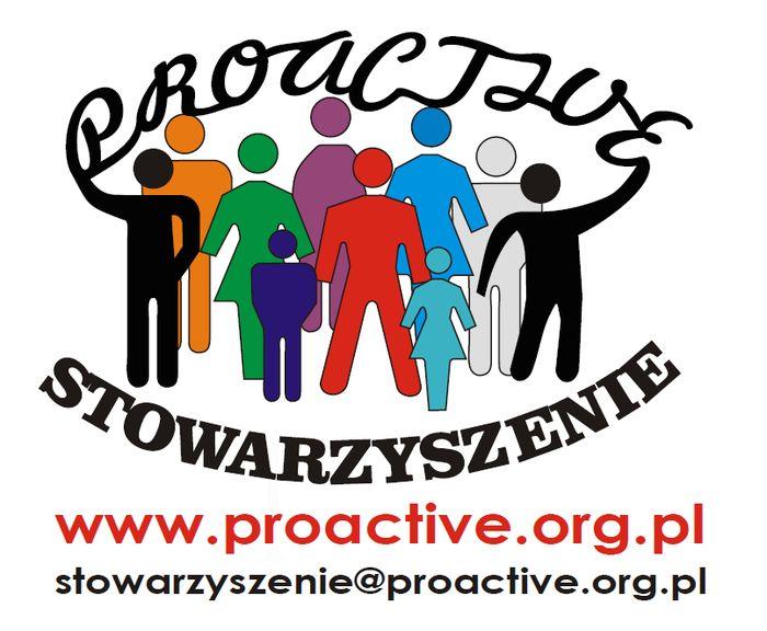 Stowarzyszenie PROACTIVE - logotyp/zdjęcie