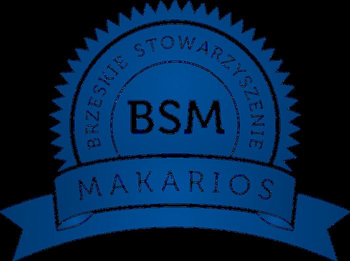 Brzeskie Stowarzyszenie MAKARIOS - logotyp/zdjęcie