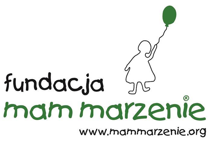 Fundacja Mam Marzenie - logotyp/zdjęcie