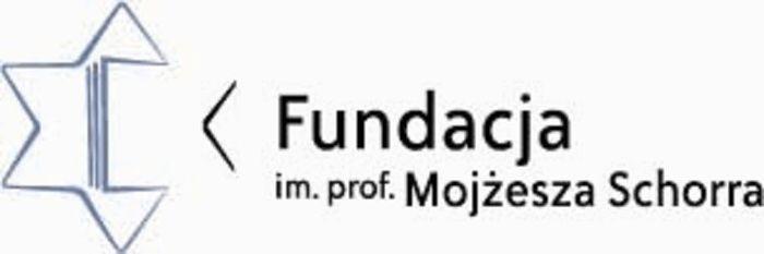 Fundacja imienia profesora Mojżesza Schorra - logotyp/zdjęcie