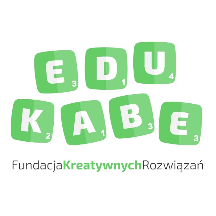 EduKABE Fundacja Kreatywnych Rozwiązań - logotyp/zdjęcie