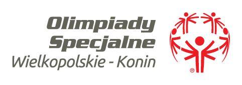 Olimpiady Specjalne Polska Wielkopolskie-Konin - logotyp/zdjęcie
