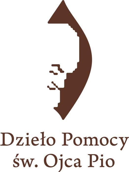 Dzieło Pomocy św. Ojca Pio - logotyp/zdjęcie