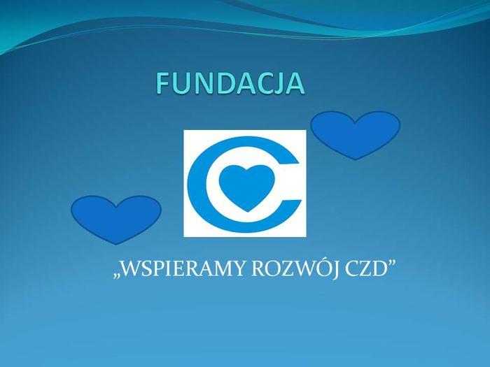 Fundacja Wspieramy Rozwój CZD - logotyp/zdjęcie