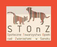 Społeczne Towarzystwo Opieki nad Zwierzętami w Sanoku - logotyp/zdjęcie