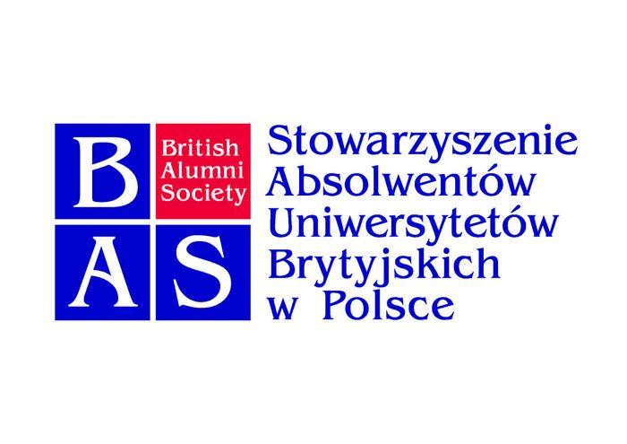 Stowarzyszenie Absolwentów Uniwersytetów Brytyjskich (BAS) - logotyp/zdjęcie
