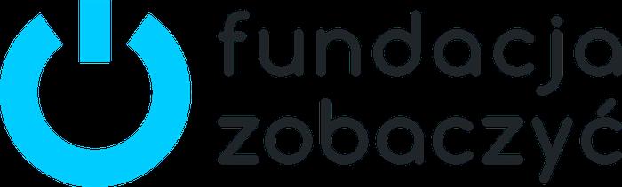 Fundacja Zobaczyć - logotyp/zdjęcie