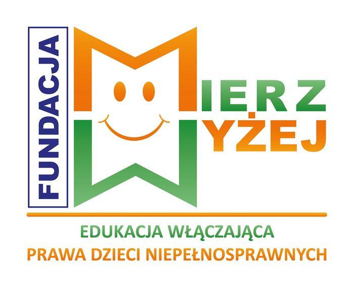 Fundacja Mierz Wyżej - logotyp/zdjęcie