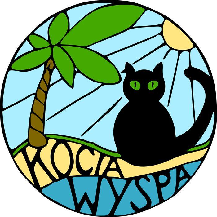 Fundacja Kocia Wyspa - logotyp/zdjęcie