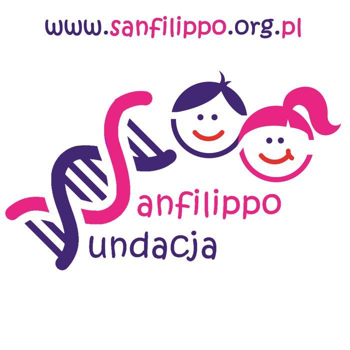 Fundacja Sanfilippo - logotyp/zdjęcie