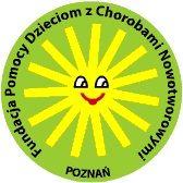 Fundacja Pomocy Dzieciom z Chorobami Nowotworowymi w Poznaniu - logotyp/zdjęcie