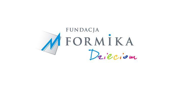 Fundacja Formika Dzieciom - logotyp/zdjęcie