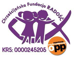 Chrześcijańska Fundacja Radość - logotyp/zdjęcie