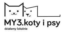 """Stowarzyszenie """"My 3 koty i psy"""""""