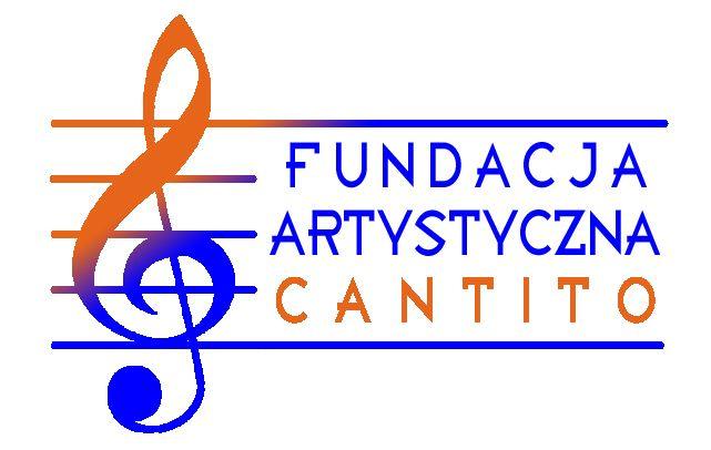Fundacja Artystyczna Cantito - logotyp/zdjęcie