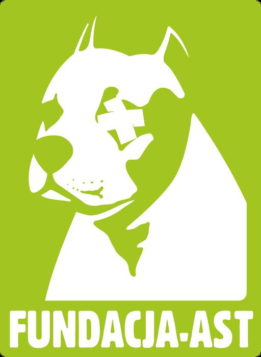 AST Fundacja na Rzecz Zwierząt Niechcianych - logotyp/zdjęcie