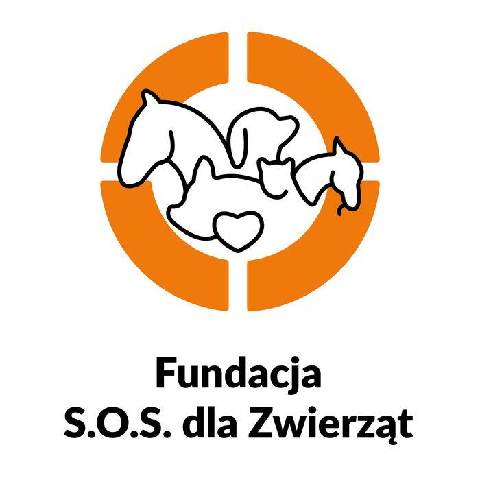 Fundacja S.O.S. dla Zwierząt - logotyp/zdjęcie