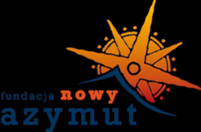 Fundacja Nowy Azymut - logotyp/zdjęcie