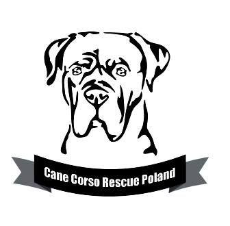 Fundacja Cane Corso Rescue Poland - logotyp/zdjęcie