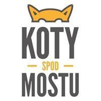 Koty spod Mostu - logotyp/zdjęcie