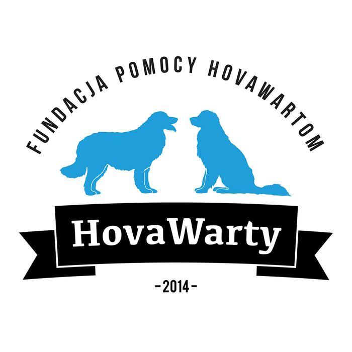 """""""HovaWarty"""" Fundacja Pomocy Hovawartom - logotyp/zdjęcie"""