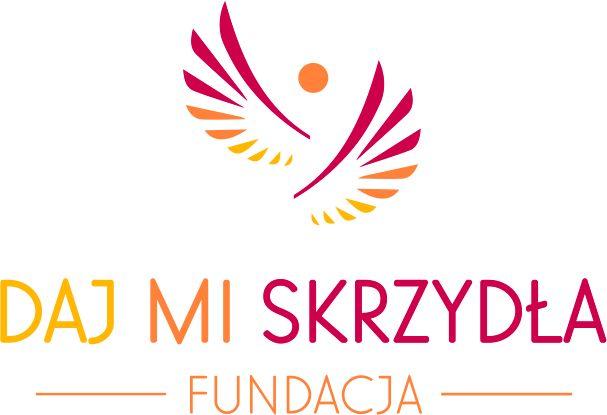 Fundacja Daj Mi Skrzydła - logotyp/zdjęcie