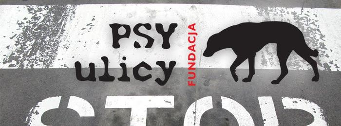 Fundacja Psy Ulicy - logotyp/zdjęcie