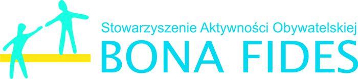 Stowarzyszenie Aktywności Obywatelskiej Bona Fides - logotyp/zdjęcie