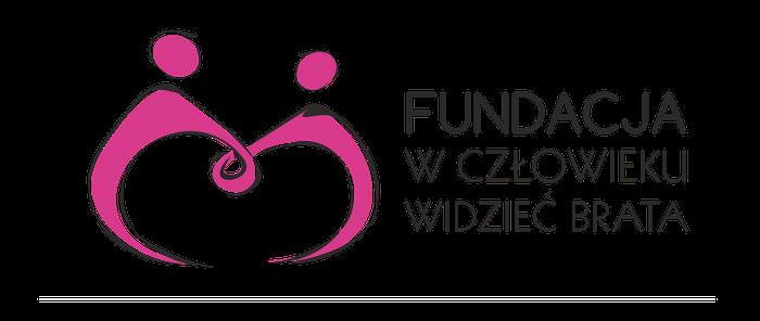 """Fundacja """"W Człowieku Widzieć Brata"""" - logotyp/zdjęcie"""