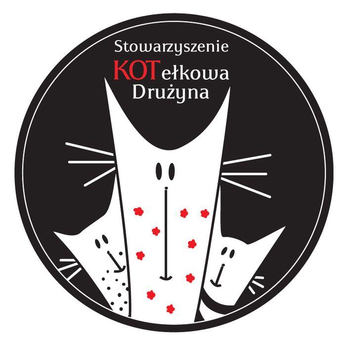 Stowarzyszenie KOTełkowa Drużyna - logotyp/zdjęcie