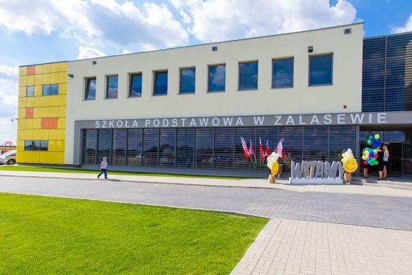 Rada Rodziców przy SP nr 2  w Zalasewie - logotyp/zdjęcie