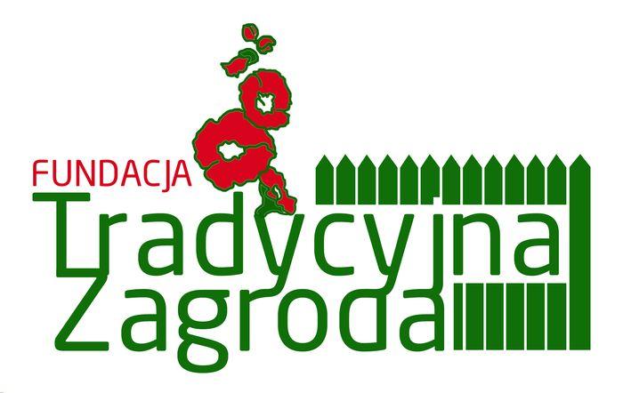 """Fundacja """"Tradycyjna Zagroda"""" - logotyp/zdjęcie"""