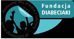Fundacja Diabeciaki - logotyp/zdjęcie