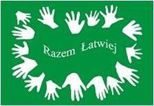 Stowarzyszenie    Pomocy  Dzieciom  i  Osobom  Niepełnosprawnym  ,,Razem  Łatwiej''  Gminy  Czernica - logotyp/zdjęcie