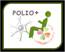 Polskie Stowarzyszenie POLIO+ - logotyp/zdjęcie