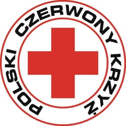 Mazowiecki Oddział Okręgowy PCK - logotyp/zdjęcie
