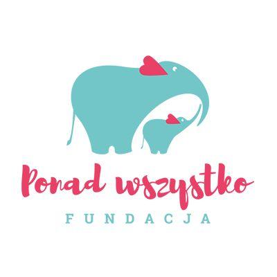 Fundacja PONAD WSZYSTKO - logotyp/zdjęcie