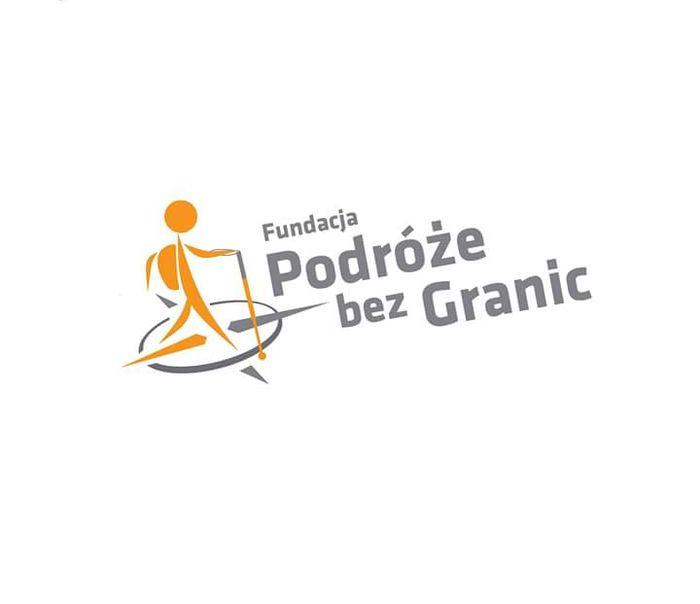 Fundacja Podróże bez Granic - logotyp/zdjęcie