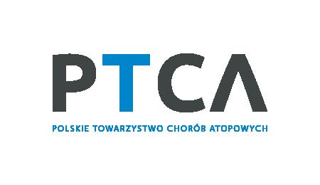 Polskie Towarzystwo Chorób Atopowych (PTCA) - logotyp/zdjęcie
