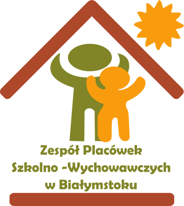 Zespół Placówek Szkolno-Wychowawczych w Białymstoku - logotyp/zdjęcie