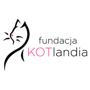 Fundacja KOTlandia - logotyp/zdjęcie