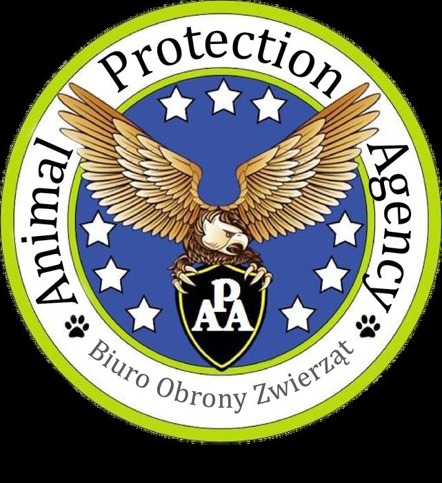 Biuro Obrony Zwierząt APA (animal protection agency) - logotyp/zdjęcie