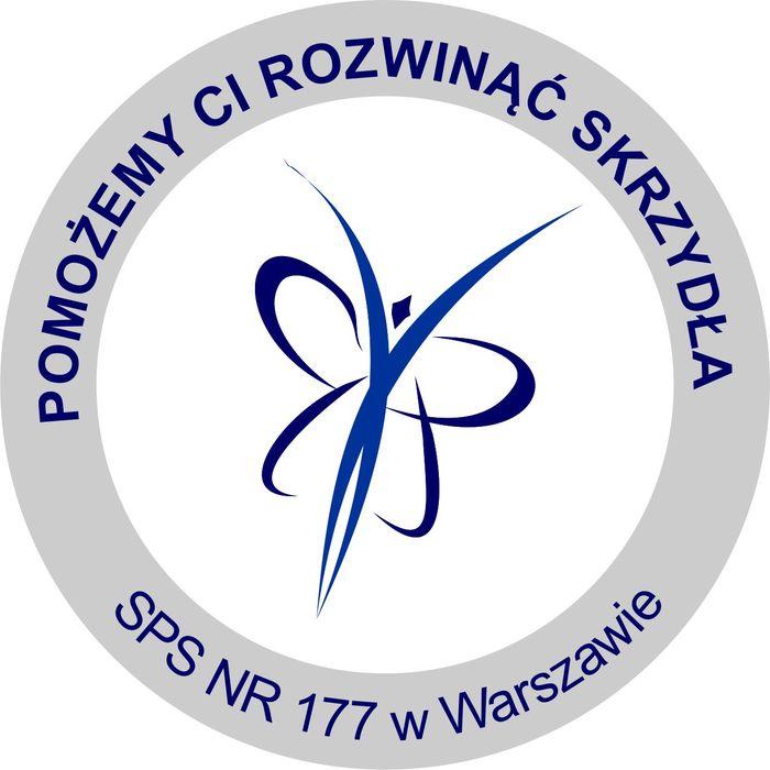 Szkoła Podstawowa nr 177 - logotyp/zdjęcie