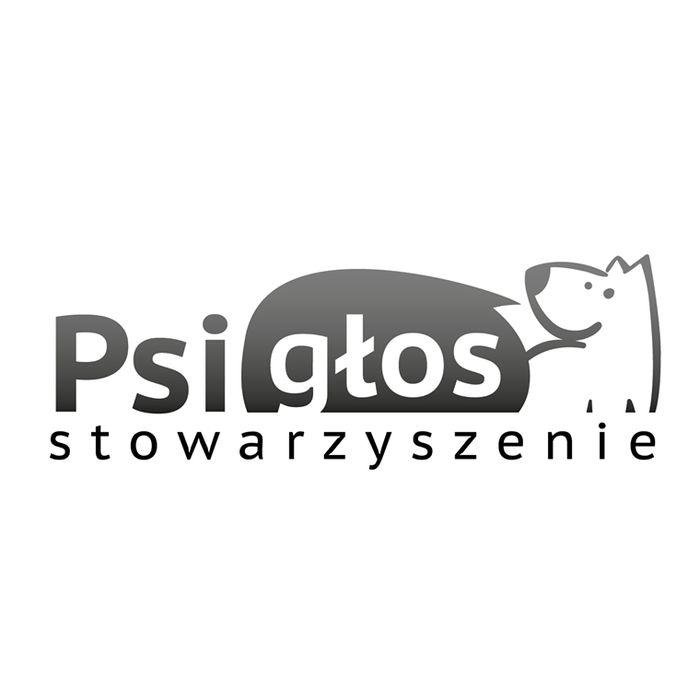 Stowarzyszenie Psi Głos - logotyp/zdjęcie