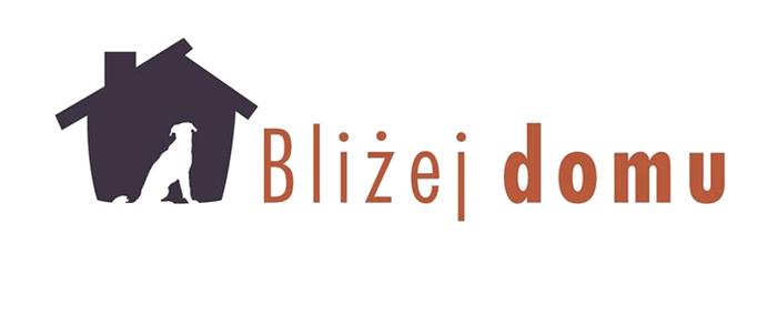 """Fundacja """"Bliżej Domu"""" - logotyp/zdjęcie"""